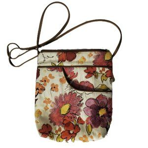 Danny K Bella Crossbody Purse Floral Boho